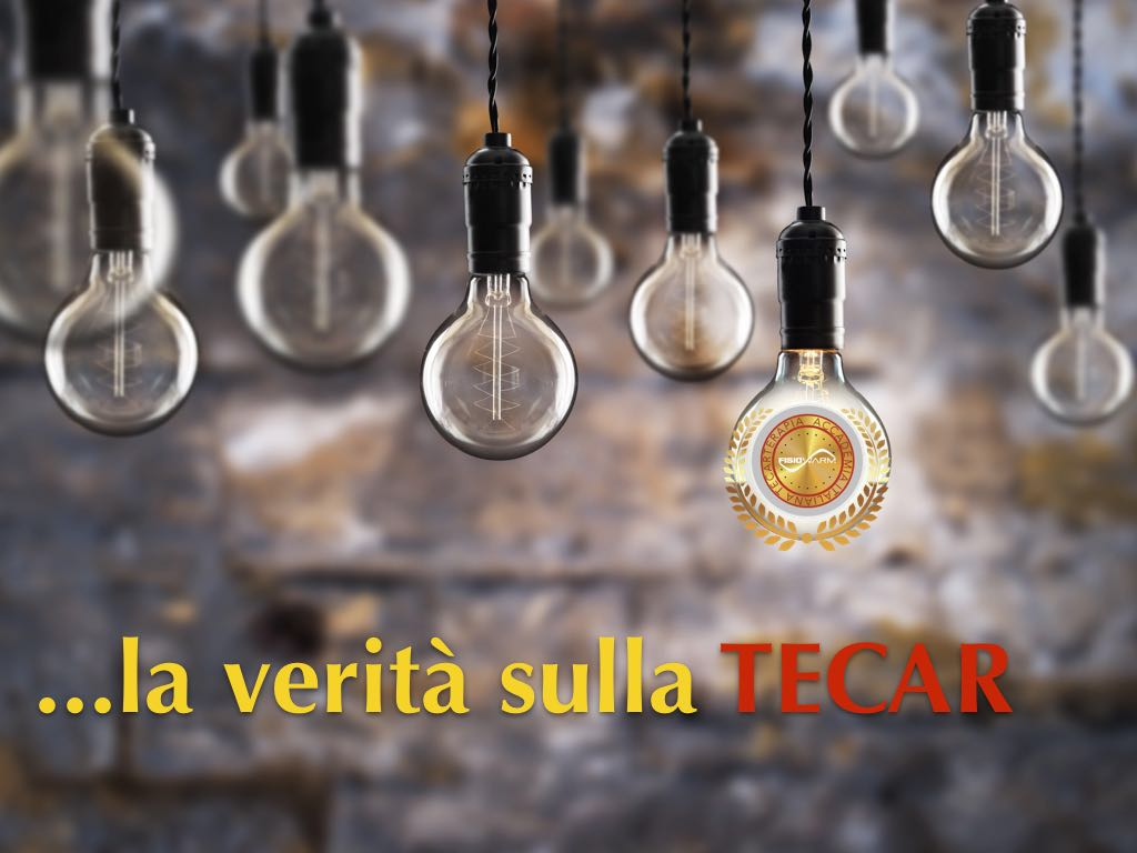 Everything you need to know about tecar therapy in Italy summed up in six points!