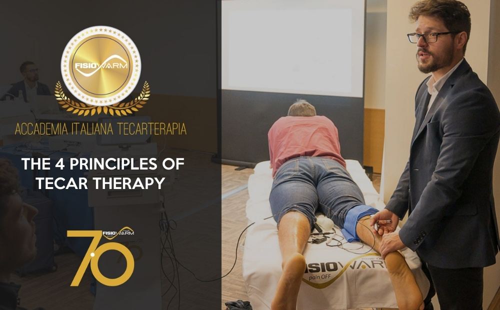 The 4 principles of tecar therapy
